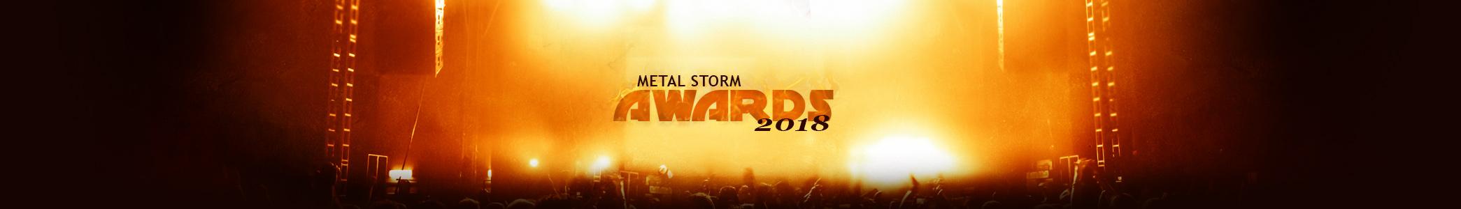 Metal Storm Awards 2018 - Metal Storm
