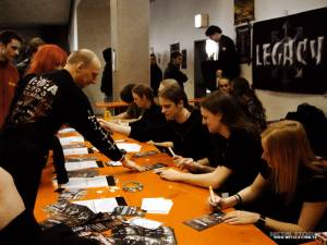 Elexorien Signing Session