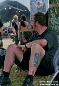Photos of People and the Festival - Bender is Metal