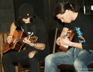 Artur Rassmann and Roland Koskinen Acoustic Duo