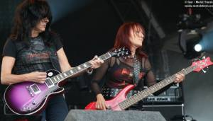 12:55 - Girlschool - Girlschool