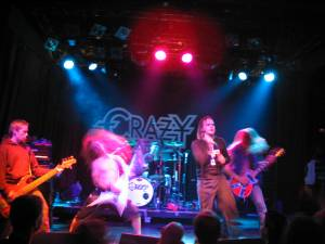 Afterparty - Crazy Train and Alexi Laiho