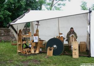 People & Places - Viking encampment
