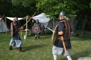People & Places - Medieval combat