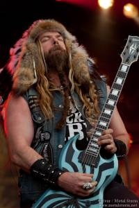 20:50 - Black Label Society - Black Label Society