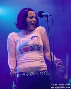 The Gathering - Last Gig With Anneke, Finland - The Gathering: Anneke van Giersbergen