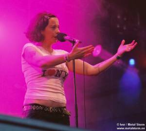 The Gathering: Anneke van Giersbergen