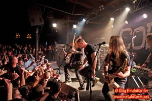 """Children of Bodom"" - ""Barby"", Tel-Aviv, Israel 03 Nov 2011"