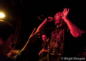 Cattle Decapitation - Cattle Decapitation at the Marquis Theater in Denver, CO