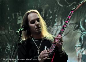 Children of Bodom at the Gothic Theater in Englewood, CO