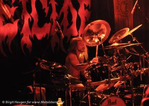 Deicide at the Bluebird Theater-Denver, CO