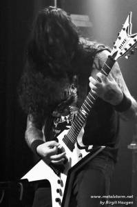 Krisiun Gothic Theater Colorado April 2012