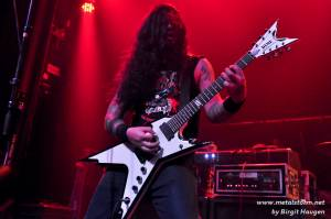 Krisiun - Krisiun Gothic Theater Colorado April 2012