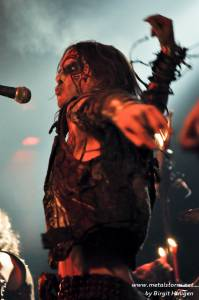 Watain - Watain 2012 - Decibel Magazine Tour