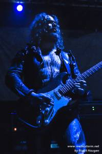 The Devil's Blood 2012 - Decibel Magazine Tour