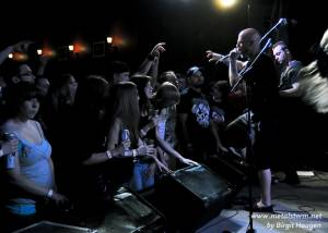 Allegaeon - Allegaeon at the Marquis Theater in Denver, May 2012