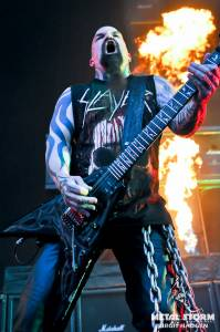 Slayer - Slayer at Rockstar Mayhem Festival 2012