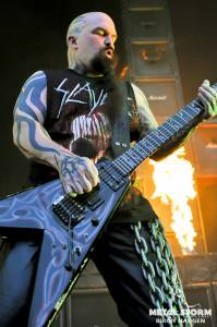 Slayer at Rockstar Mayhem Festival 2012