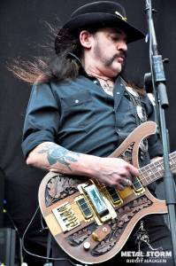 Motörhead at Rockstar Mayhem Festival 2012