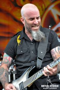 Anthrax at Rockstar Mayhem Festival 2012