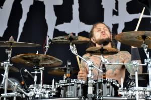 Whitechapel at Rockstar Mayhem Festival 2012