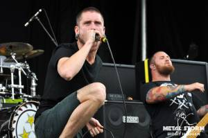 Whitechapel - Whitechapel at Rockstar Mayhem Festival 2012