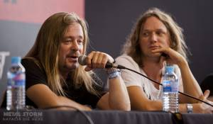 Children of Bodom - Press Conference