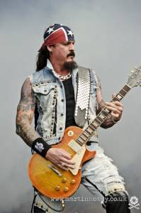 Iced Earth - © bloodstock.uk.com