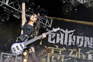 Chthonic - © bloodstock.uk.com