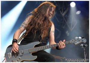 Evile - © bloodstock.uk.com