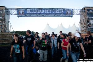 People & Places - Entrance to the Bullhead City Circus