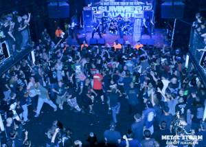 Cannibal Corpse - Cannibal Corpse at Summer Slaughter 2012, Summit Music Hall