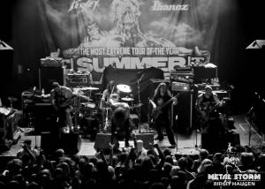 Job For A Cowboy - JFAC at Summer Slaughter 2012, Summit Music Hall
