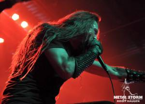Goatwhore at Summer Slaughter 2012, Summit Music Hall