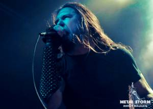 Goatwhore - Goatwhore at Summer Slaughter 2012, Summit Music Hall