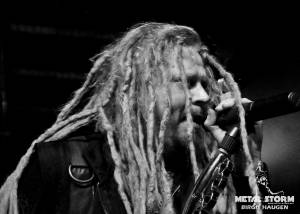 (no title) - Korpiklaani at the Marquis Theater in Denver, CO - Sep 2012