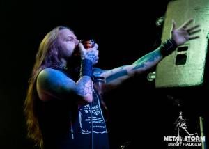 DevilDriver on Halloween in Denver, CO