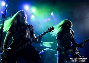 Insomnium at the Bluebird Theater in Denver, CO - Nov. 2012