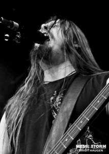 Enslaved - Enslaved on Barge To Hell Cruise 2012