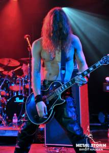 Enslaved on Barge To Hell Cruise 2012