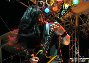 Krisiun - Krisiun on Barge To Hell Cruise 2012