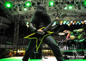 Krisiun on Barge To Hell Cruise 2012