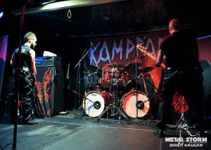Kampfar - Kampfar on Barge To Hell Cruise 2012