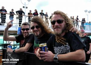 Impressions/Fans Barge To Hell 2012 - Fans Barge To Hell 2012