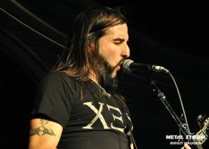 Rotting Christ Barge To Hell 2012 - Spectrum Lounge
