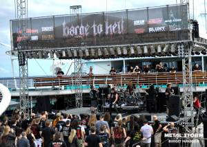 Morgoth Barge To Hell 2012- Pool Deck