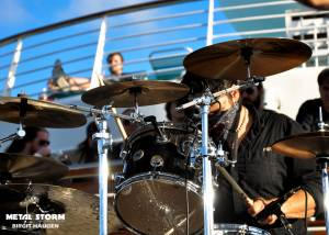 Brujeria - Brujeria Barge To Hell 2012- Pool Deck