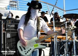 Brujeria Barge To Hell 2012- Pool Deck