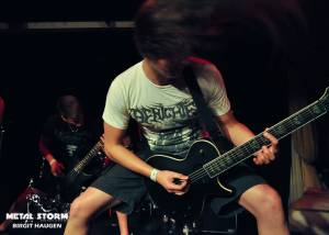 Hackneyed - Hackneyed Barge To Hell 2012- Spectrum Lounge