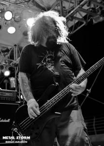 Napalm Death - Napalm Death - Barge To Hell 2012